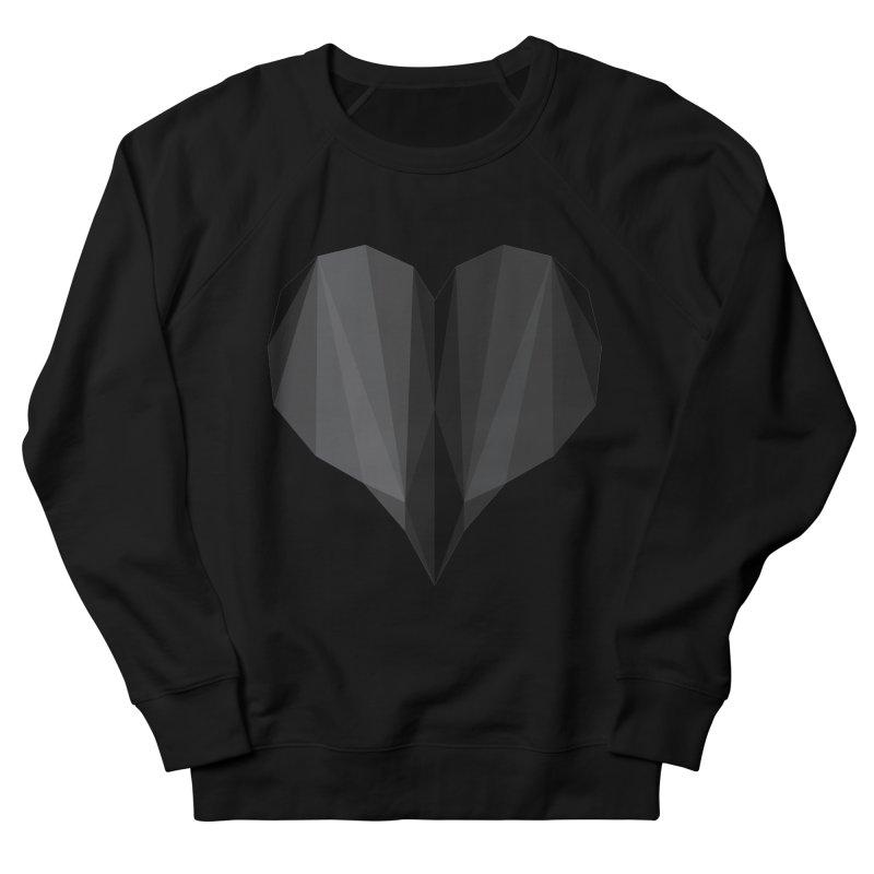 Dark Heart Women's Sweatshirt by igloo's Shiny Things