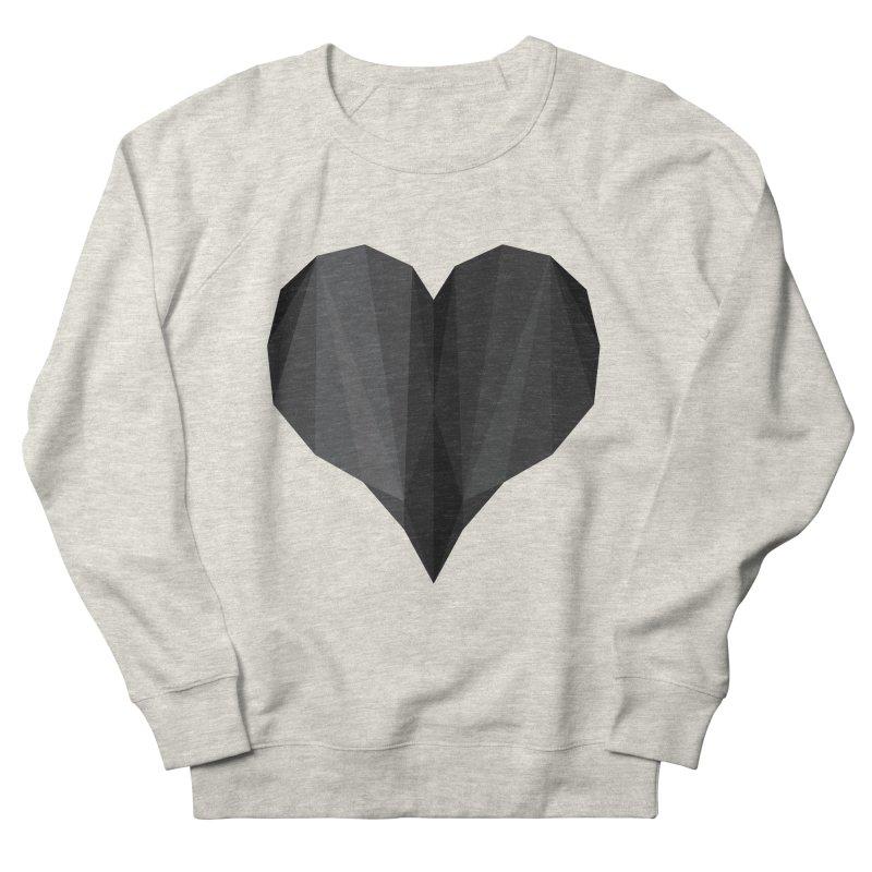Dark Heart Men's Sweatshirt by igloo's Shiny Things