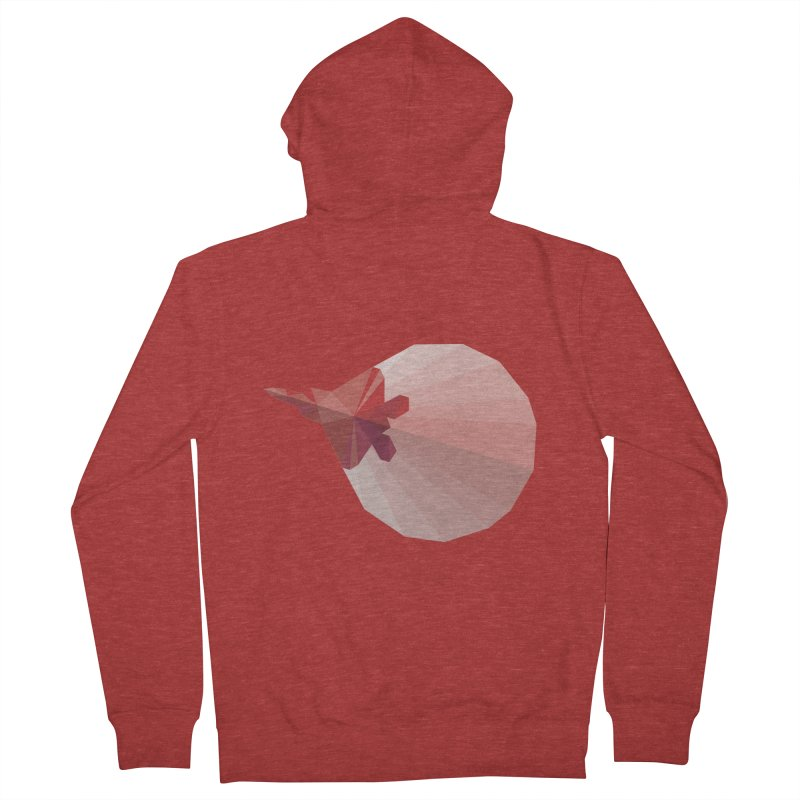 Come Fly With Me Men's Zip-Up Hoody by igloo's Shiny Things
