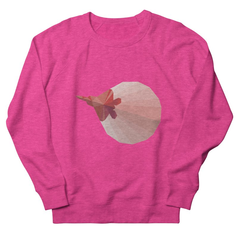 Come Fly With Me Women's Sweatshirt by igloo's Shiny Things