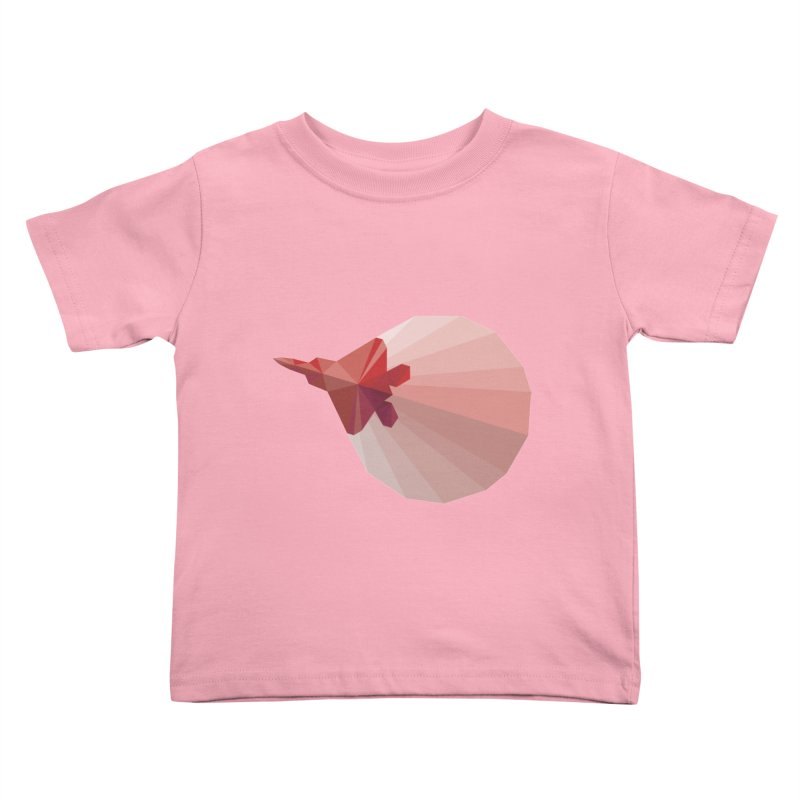 Come Fly With Me Kids Toddler T-Shirt by igloo's Shiny Things