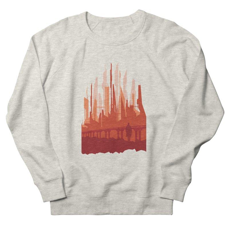 Wake Up Men's Sweatshirt by igloo's Shiny Things