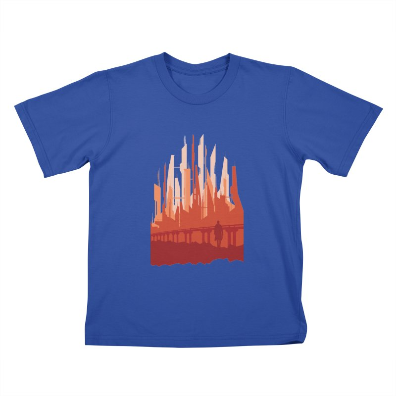Wake Up Kids T-Shirt by igloo's Shiny Things