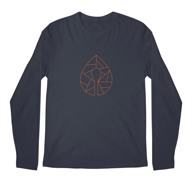 Ignite Fractal Icon Men's Longsleeve T-Shirt by Ignite on Threadless