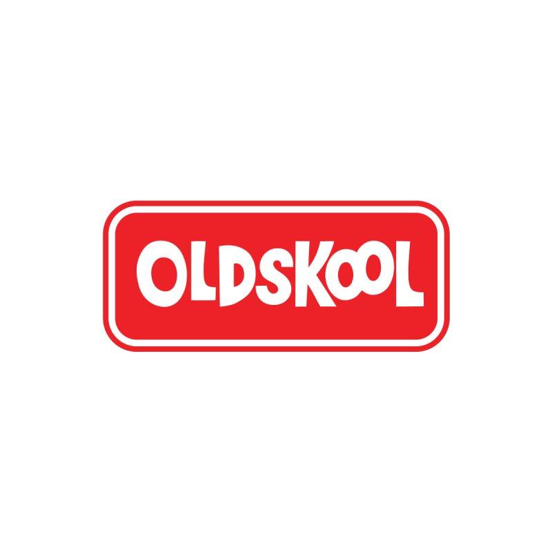 Oldskool Men's Pullover Hoody by Ignite on Threadless