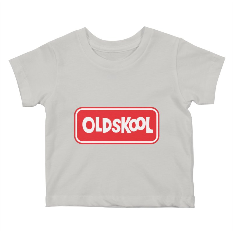 Oldskool Kids Baby T-Shirt by Ignite on Threadless