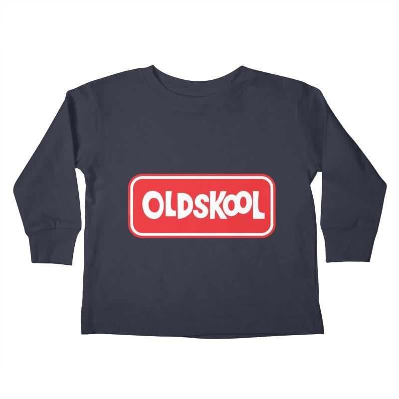 Oldskool Kids Toddler Longsleeve T-Shirt by Ignite on Threadless