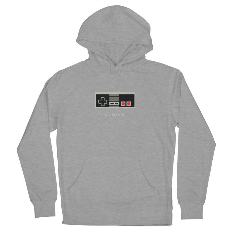 Player Men's Pullover Hoody by Ignite on Threadless