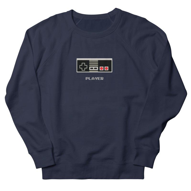 Player Men's Sweatshirt by Ignite on Threadless