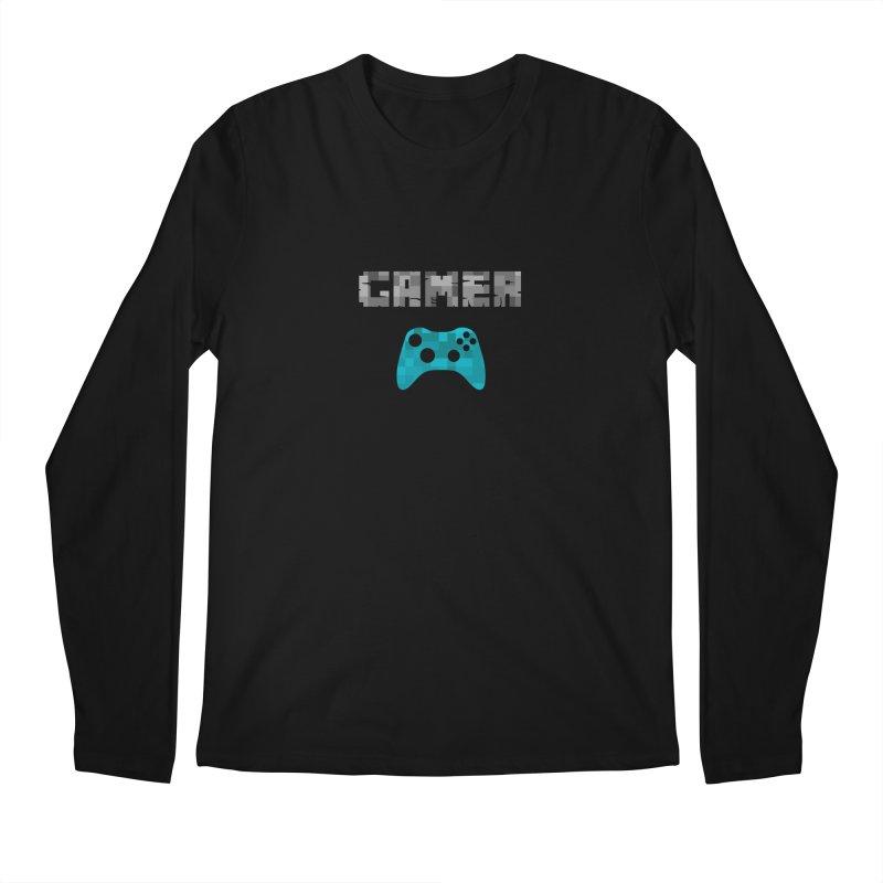 Gamer Men's Longsleeve T-Shirt by Ignite on Threadless