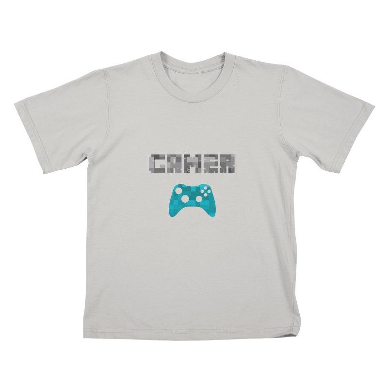 Gamer Kids T-Shirt by Ignite on Threadless