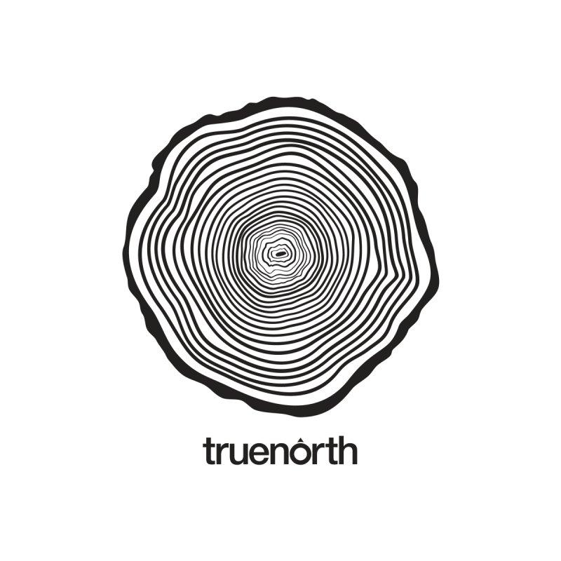 TrueNorth - Lumberjack Black Men's Triblend T-Shirt by Ignite on Threadless
