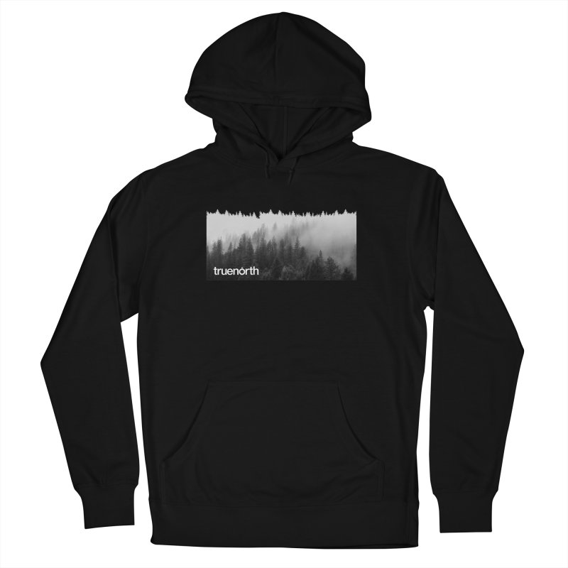 TrueNorth - Forest in the Mist Women's Pullover Hoody by Ignite on Threadless