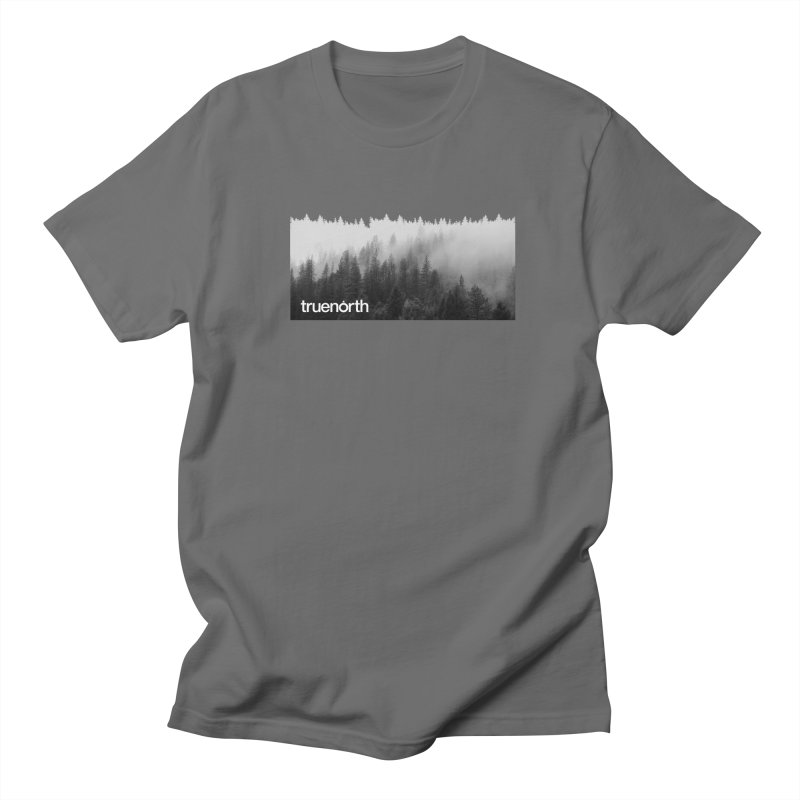 TrueNorth - Forest in the Mist Men's T-Shirt by Ignite on Threadless