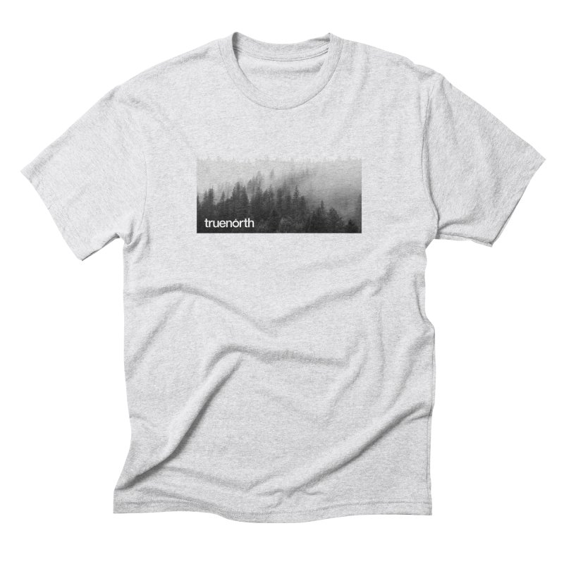TrueNorth - Forest in the Mist Men's Triblend T-Shirt by Ignite on Threadless