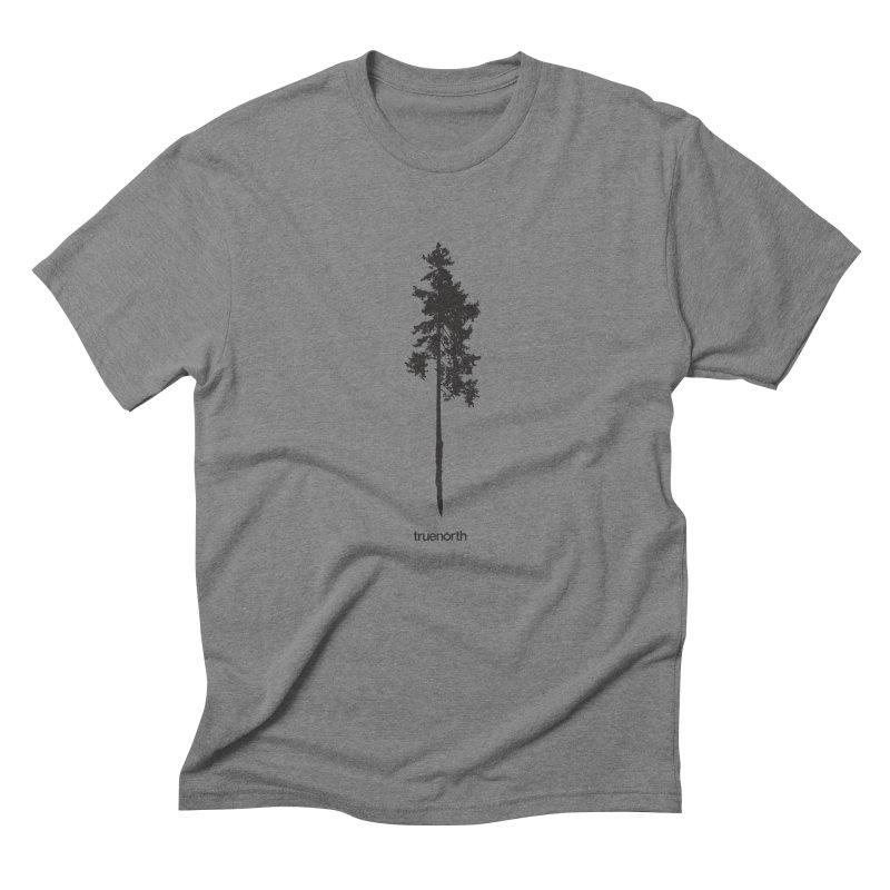 Truenorth - Treeline Men's Triblend T-Shirt by Ignite on Threadless