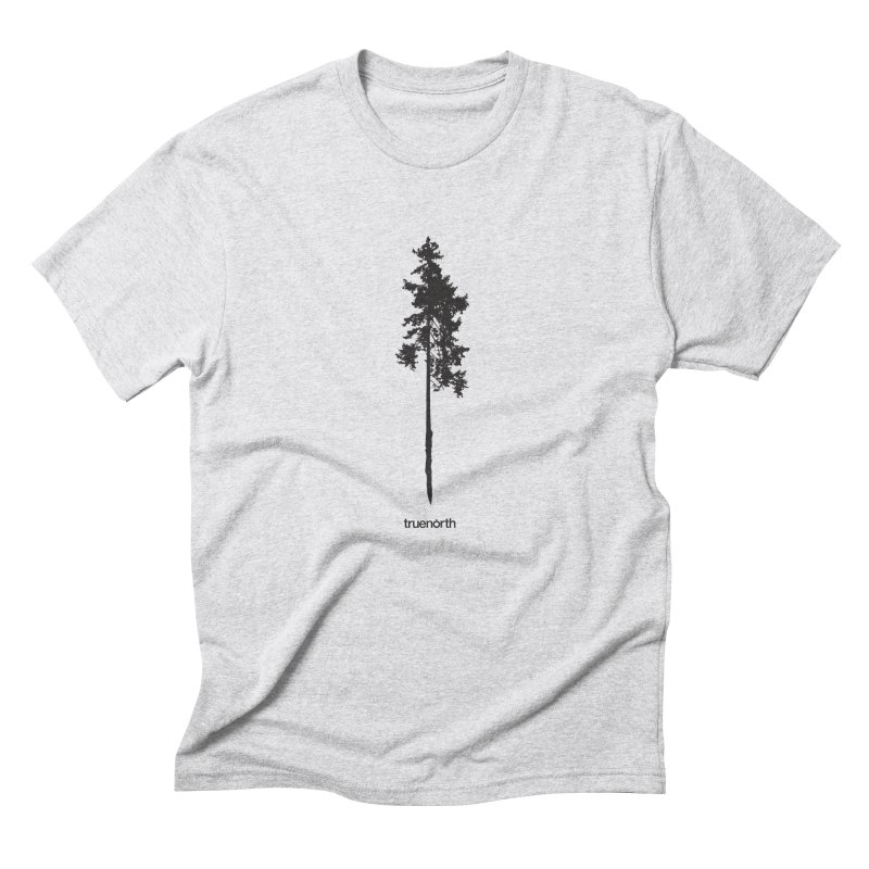 Truenorth - Treeline Men's Triblend T-Shirt by Ignite on Threadless