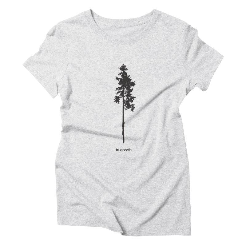 Truenorth - Treeline Women's Triblend T-Shirt by Ignite on Threadless
