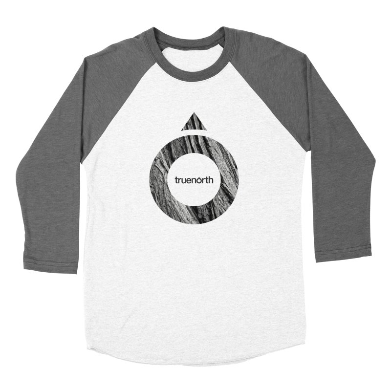 Truenorth - Bark Men's Baseball Triblend Longsleeve T-Shirt by Ignite on Threadless