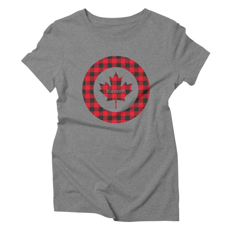 Plaidforce Women's Triblend T-Shirt by Ignite on Threadless