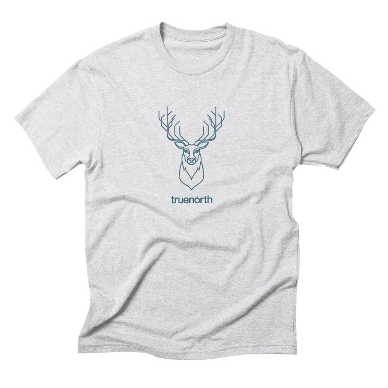 Deer Hunter Men's Triblend T-Shirt by Ignite on Threadless