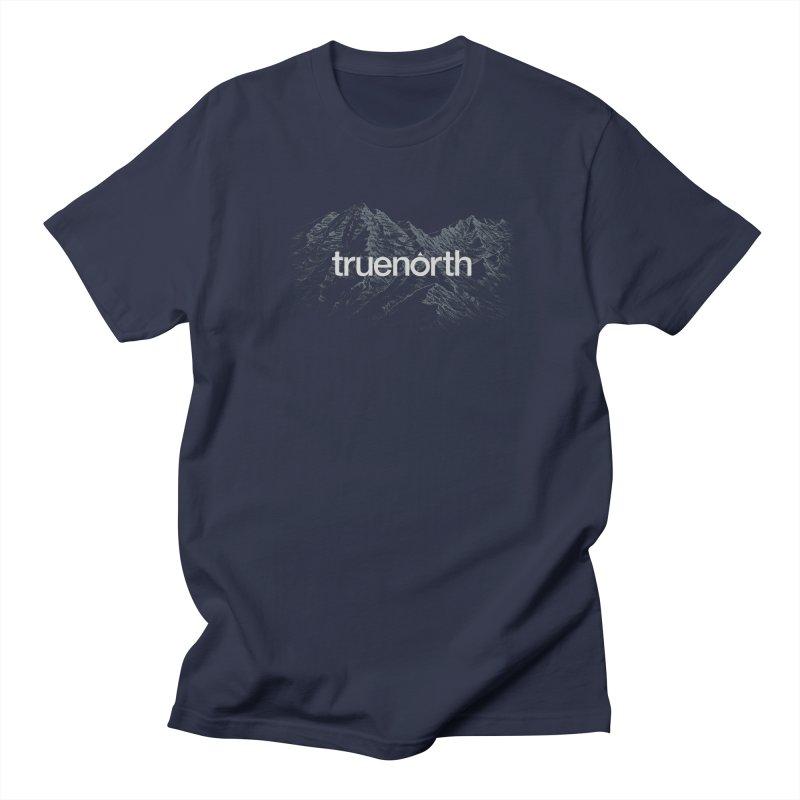 Truenorth - Sketch Men's Regular T-Shirt by Ignite on Threadless