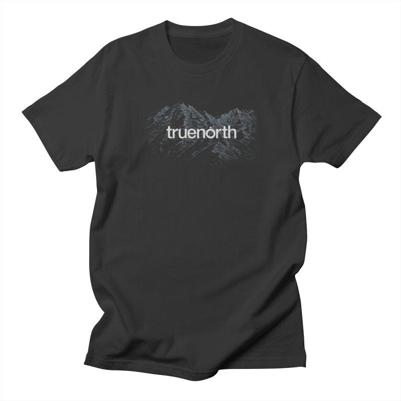 Truenorth - Sketch Men's T-Shirt by Ignite on Threadless