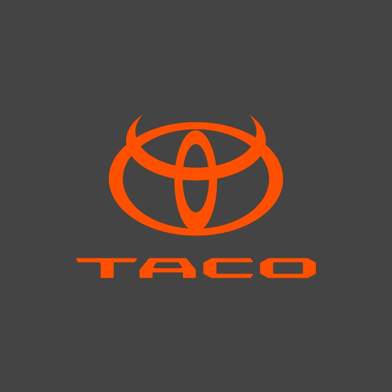 Evil Taco Orange by Ignite on Threadless