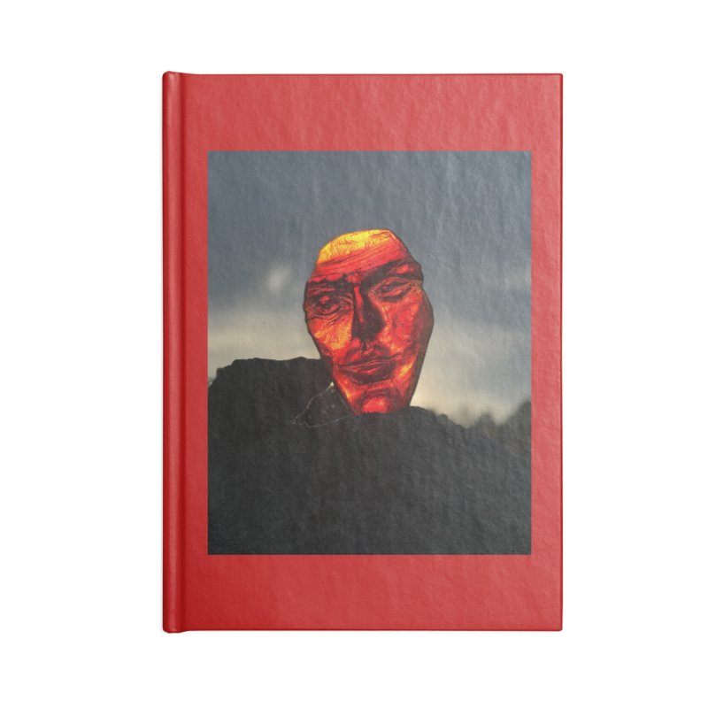 Igor Josifov - Collecting sunset light Accessories Notebook by Equity International - Arts & Culture's Artist Sho