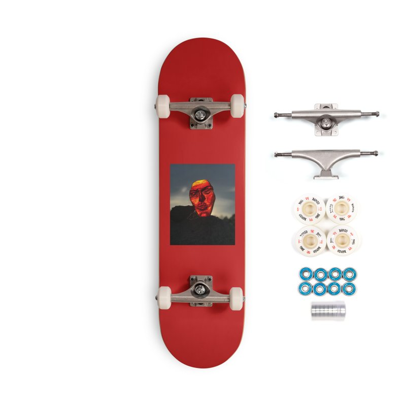 Igor Josifov - Collecting sunset light Accessories Skateboard by Equity International - Arts & Culture's Artist Sho