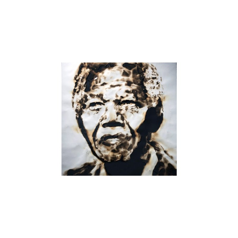 Nelson Mandela by Igor Josifov Accessories Mug by Equity International - Arts & Culture's Artist Sho