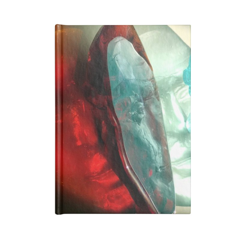 Spectrum - crystal sculpture by Igor Josifov Accessories Notebook by Equity International - Arts & Culture's Artist Sho