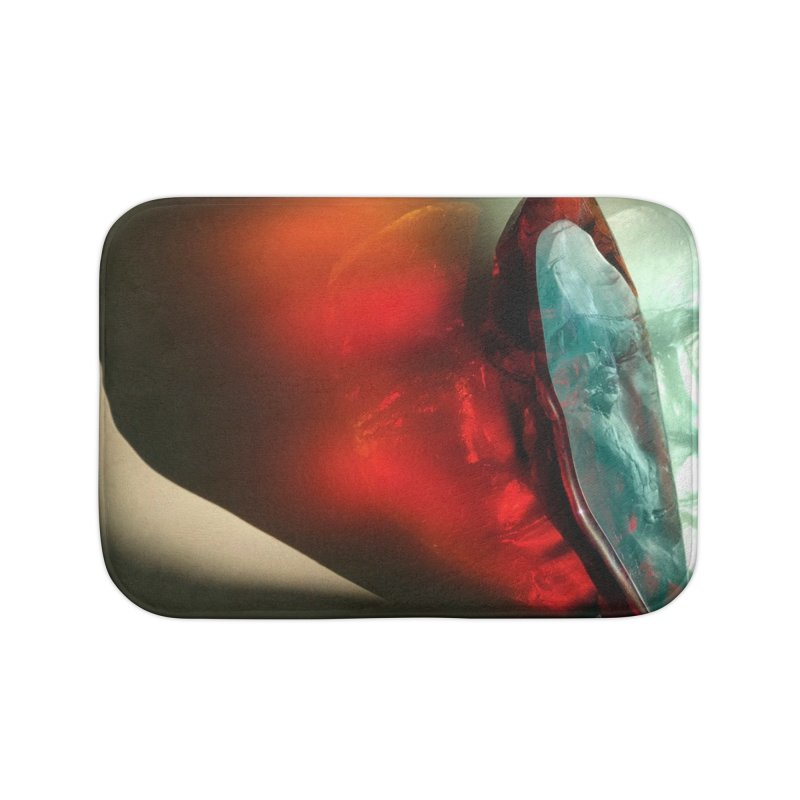 Spectrum - crystal sculpture by Igor Josifov Home Bath Mat by Equity International - Arts & Culture's Artist Sho