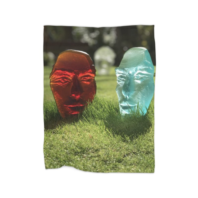Morning dialogue - Igor Josifov Home Blanket by Equity International - Arts & Culture's Artist Sho