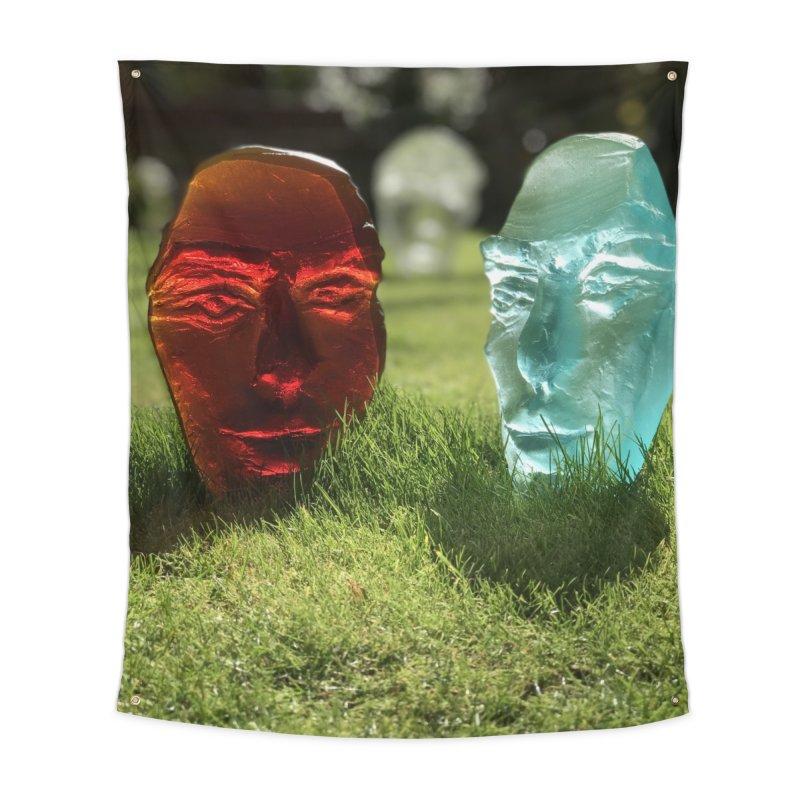 Morning dialogue - Igor Josifov Home Tapestry by Equity International - Arts & Culture's Artist Sho