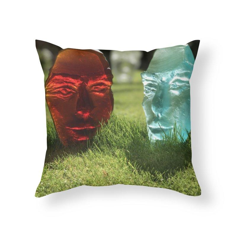 Morning dialogue - Igor Josifov Home Throw Pillow by Equity International - Arts & Culture's Artist Sho