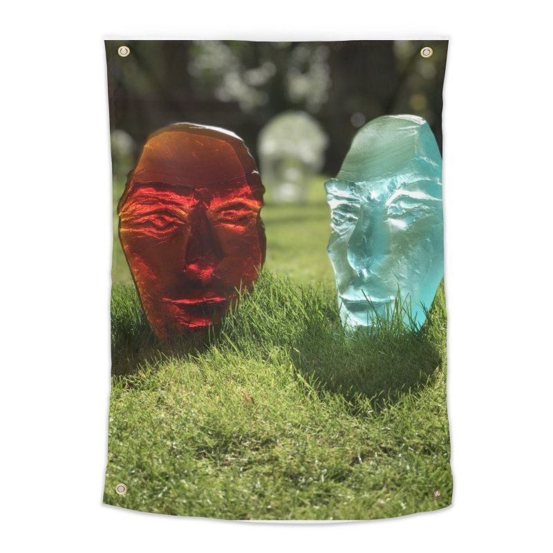 Morning dialogue - Igor Josifov Home Tapestry by Equity International - Arts & Culture's Artist Sho