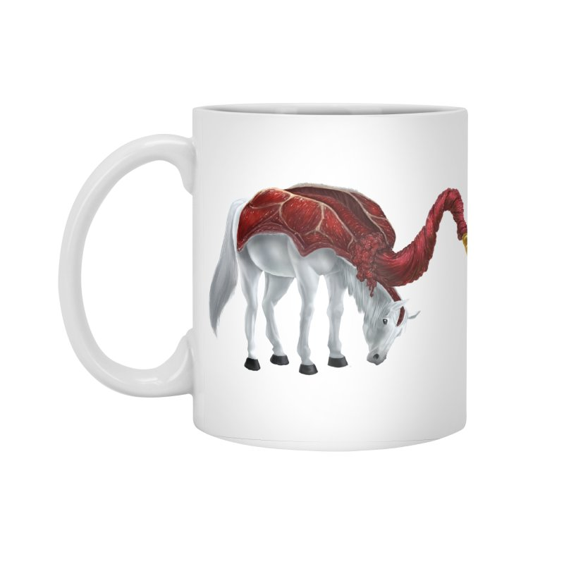 Mimicorn Accessories Standard Mug by Igzell's Artist Shop