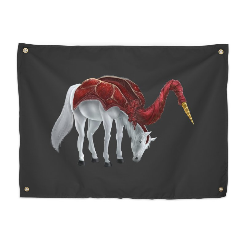 Mimicorn Home Tapestry by Igzell's Artist Shop
