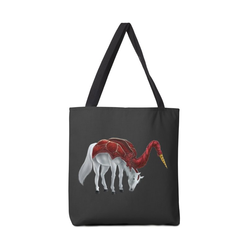 Mimicorn Accessories Tote Bag Bag by Igzell's Artist Shop