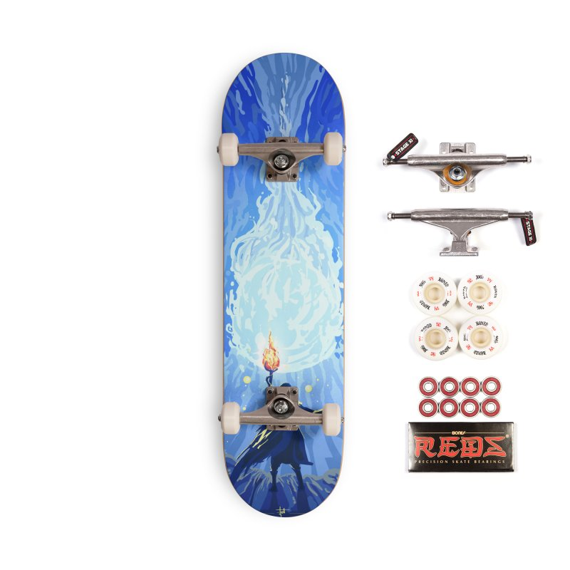 Snow ball Accessories Complete - Pro Skateboard by Igzell's Artist Shop