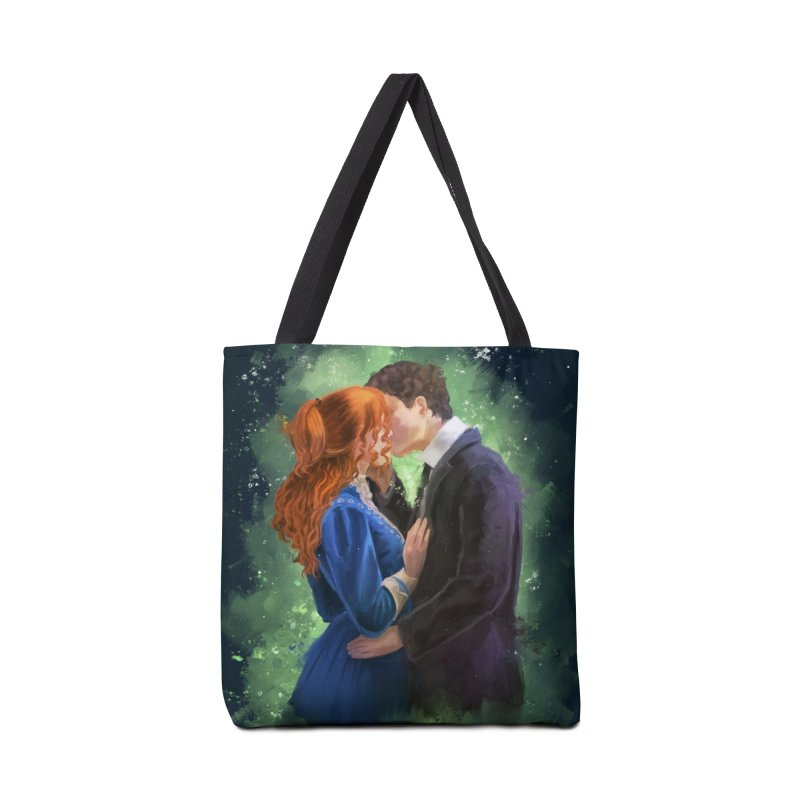 Anne with an E Gilbert Kiss Accessories Tote Bag Bag by Igzell's Artist Shop