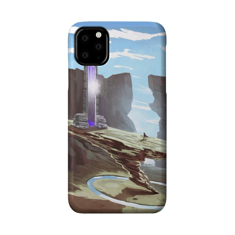 The Portal Accessories Phone Case by Igzell's Artist Shop