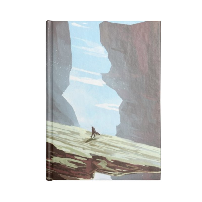 The Portal Accessories Blank Journal Notebook by Igzell's Artist Shop
