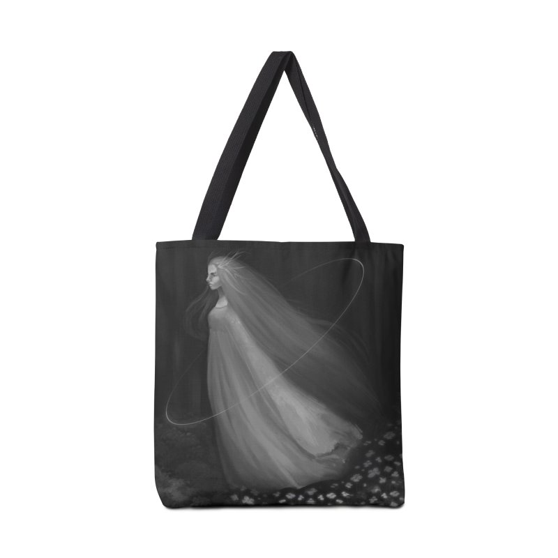 Spirit of the Forest Accessories Tote Bag Bag by Igzell's Artist Shop