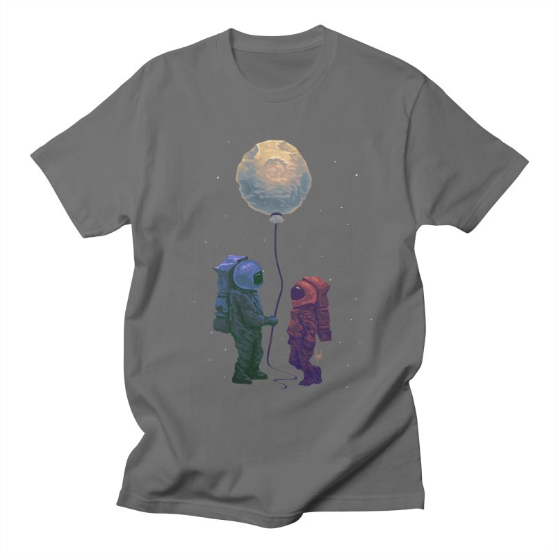 I'd give you the moon... Men's T-Shirt by Igzell's Artist Shop