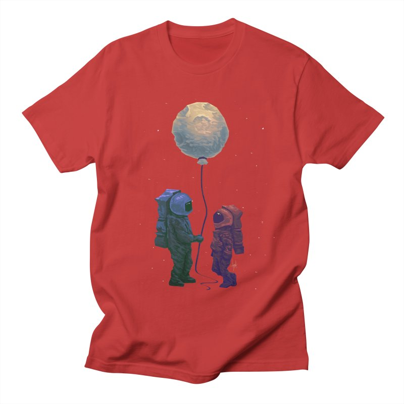 I'd give you the moon... Women's Regular Unisex T-Shirt by Igzell's Artist Shop