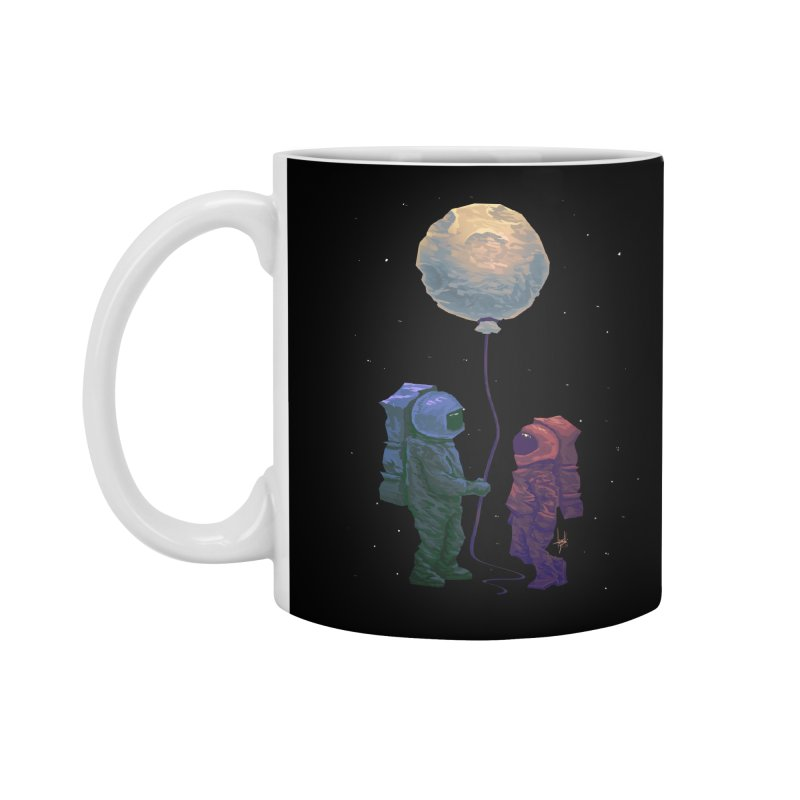 I'd give you the moon... Accessories Standard Mug by Igzell's Artist Shop
