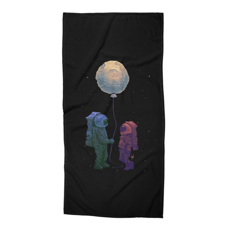 I'd give you the moon... Accessories Beach Towel by Igzell's Artist Shop
