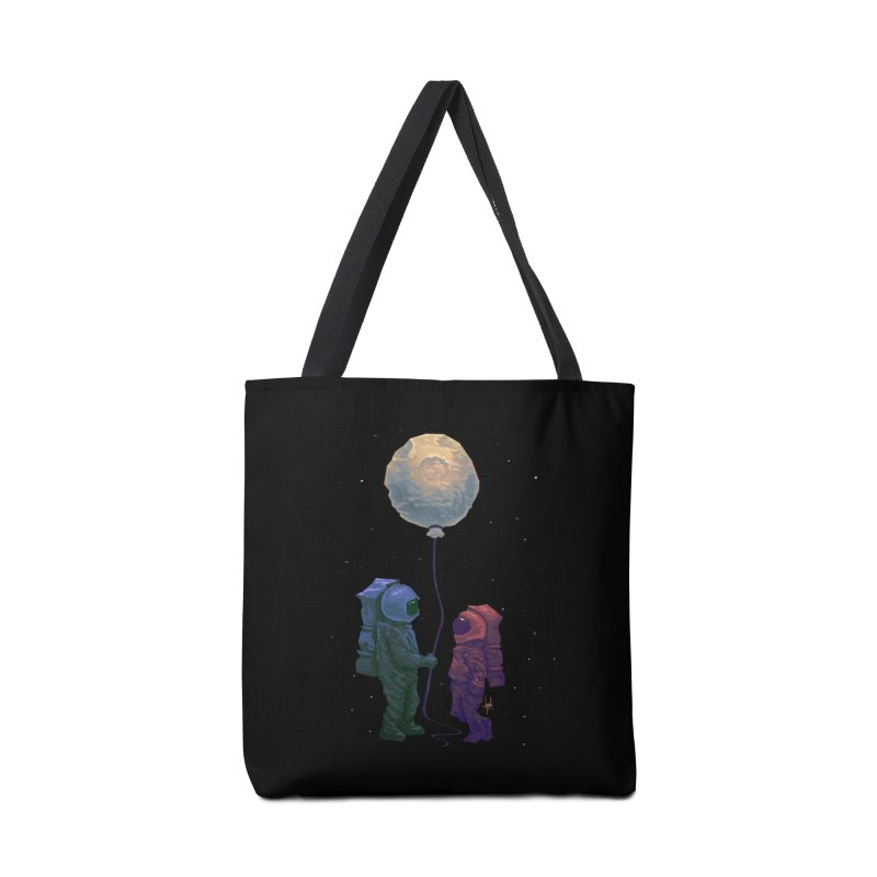 I'd give you the moon... Accessories Tote Bag Bag by Igzell's Artist Shop